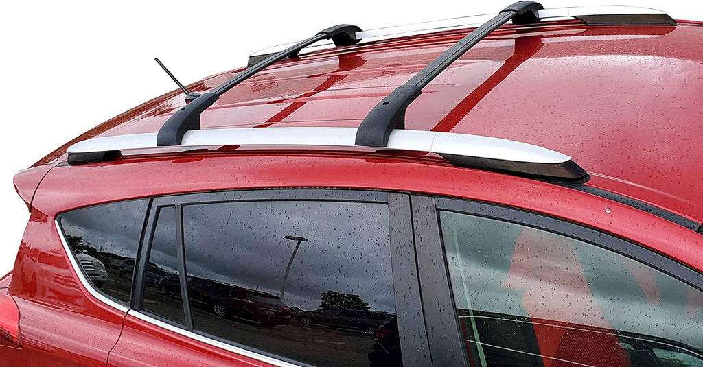 BRIGHTLINES Roof Rack Cross Bars Compatible with Toyota RAV4 2013-2018 - ASG AUTO SPORTS