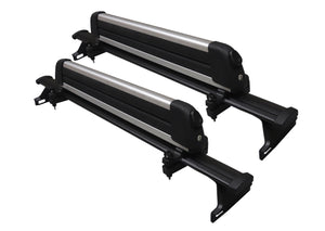 BrightLines Jeep Compass Roof Rack Crossbars Ski Rack Combo 2018-2020 - ASG AUTO SPORTS