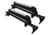 BrightLines Jeep Compass Roof Rack Crossbars Ski Rack Combo 2018-2020 (Up to 4 Skis or 2 Snowboards) - ASG AUTO SPORTS