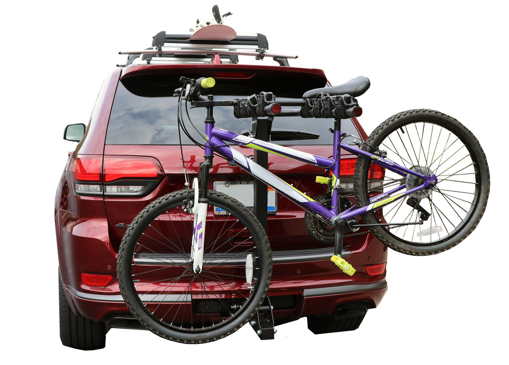 BrightLines Foldable Hitch Bike Rack Carrier up to 4 Bikes - ASG AUTO SPORTS