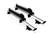 BRIGHTLINES Roof Rack Cross Bars Ski Rack Combo Compatible with Buick Envision 2016 2017 2018 2019 2020 - ASG AUTO SPORTS