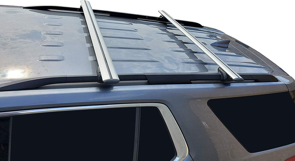 BrightLines Chevy Traverse Roof Racks Cross Bars Crossbars 2018-2020 - ASG AUTO SPORTS