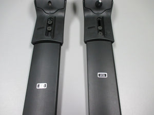 BrightLines 2019-2020 Subaru Forester Roof Rack Aero Crossbars-USED