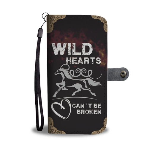 Wild Hearts Can't Be Broken GoLux™ Wallet Case