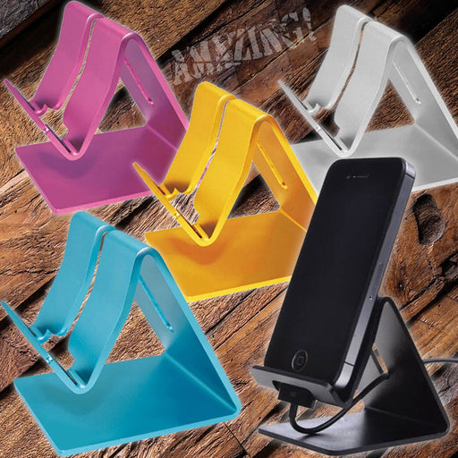 Universal Aluminum Phone Tablet Charging Stand