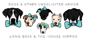 Dogs & Other Unsolicited Advice Gift Card