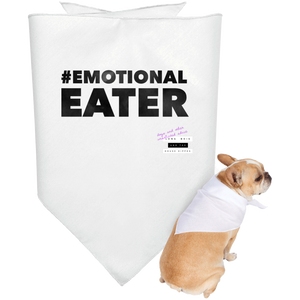Emotional Eater Doggie Bandana