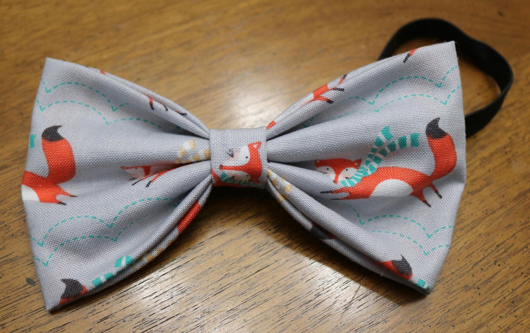 Fox Bowtie/Headband