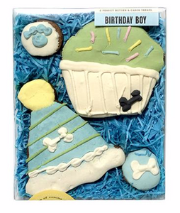 Birthday Boy Cookie Set