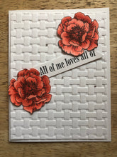 Handmade Greeting Cards - Assorted 5 pack Flowers