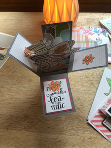 Handmade Greeting Cards - Assorted 3 pack