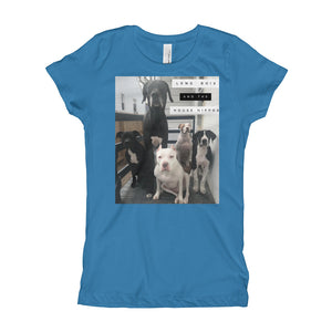 L O N G bois & the House Hippos Girl's T-Shirt