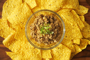 Summery Delicious Dip with Pamana Sinaing na Tulingan