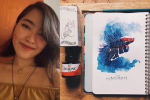 Monica Ong: Our Seaside Selection's Featured Artist