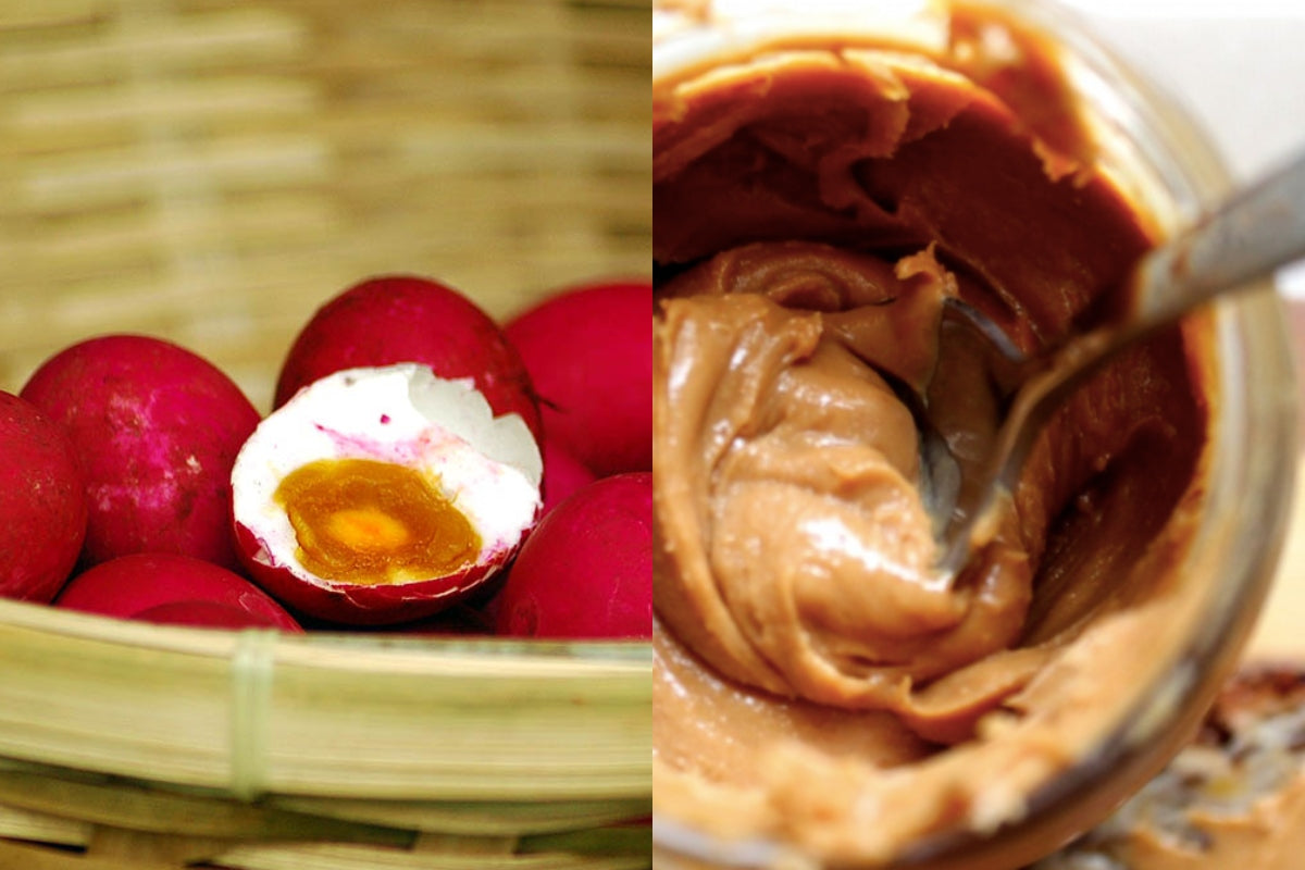 Salted Egg Dulce De Leche: A Fusion of Filipino Favorites