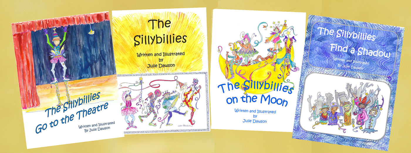 Sillybillies Books
