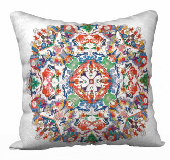Nutcracker Kaleidoscope Pillowcase