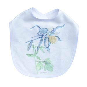 Gathering of Doves Infant Bib
