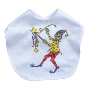 Sillybilly Boy Infant Bib