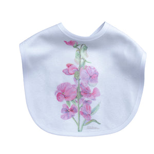 Sweet Pea Infant Bib