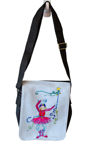 Sillybilly Dancer Purse