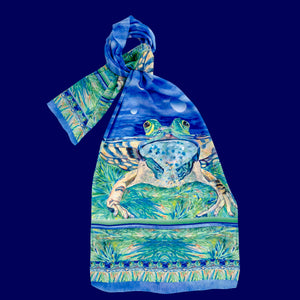 My Prince (Frog) Scarf