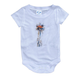 Oscar (Ostrich) Infant Bodysuit