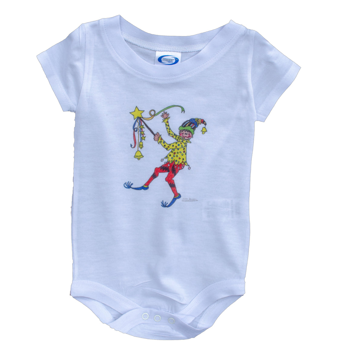 Sillybilly Boy Infant Bodysuit