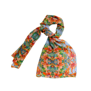Orange is my Favorite Color (Lily) Scarf