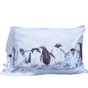 Who's Squawking? Pillowcase