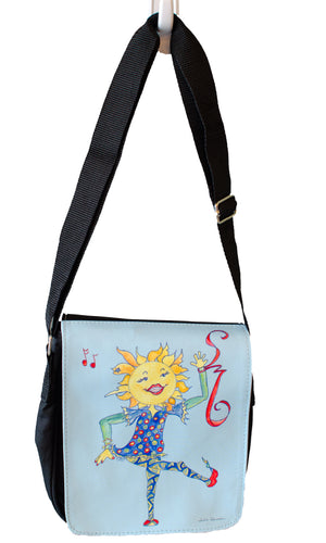 Sillybilly Dancing Sun Purse