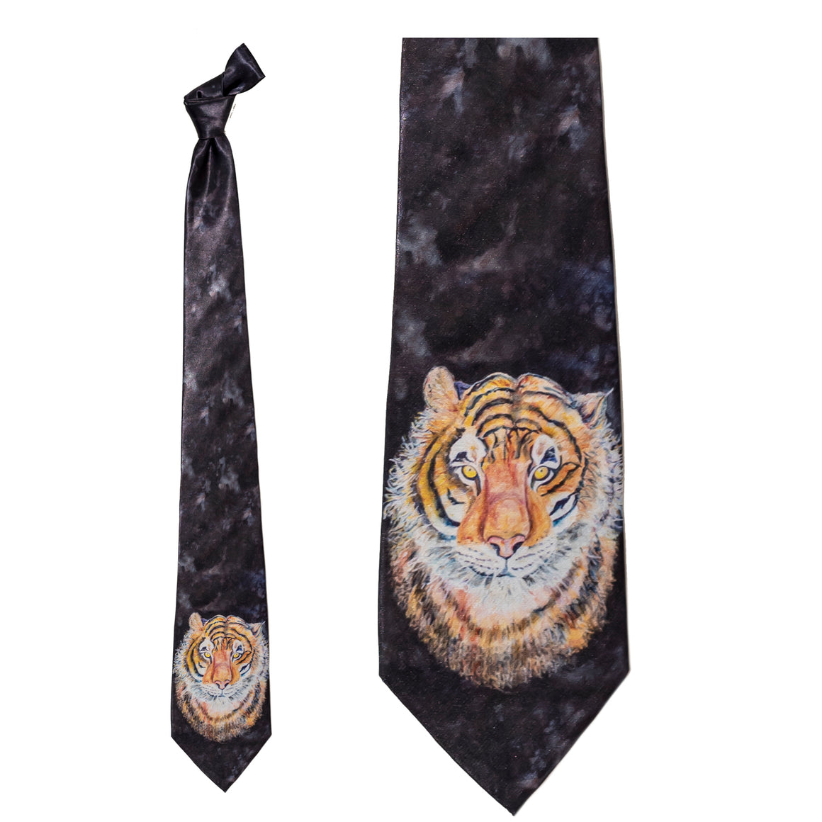 Home Run (Tiger) Necktie