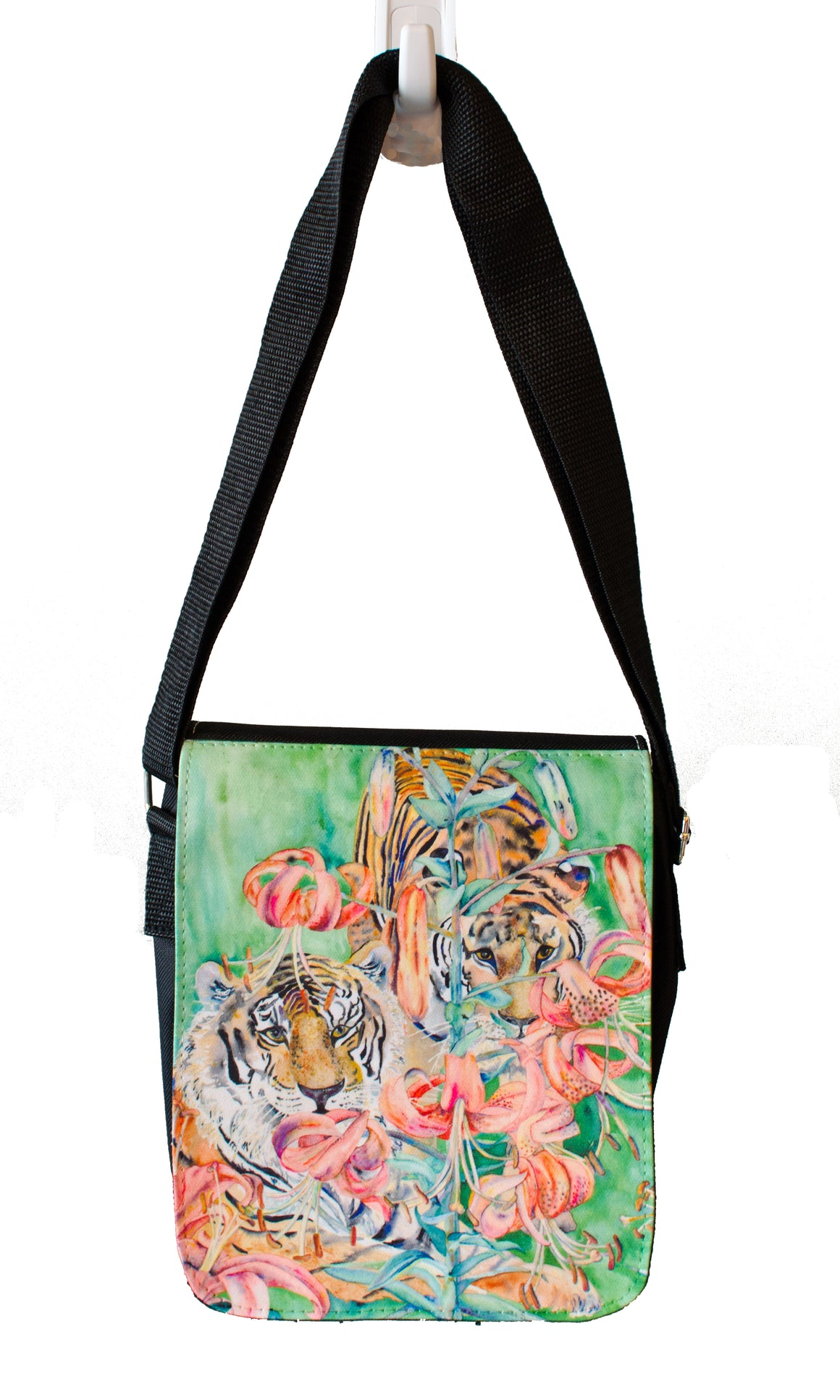 Tigers in Tiger Lillies Purse