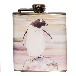 Who's Squawking? (Penguin) Flask
