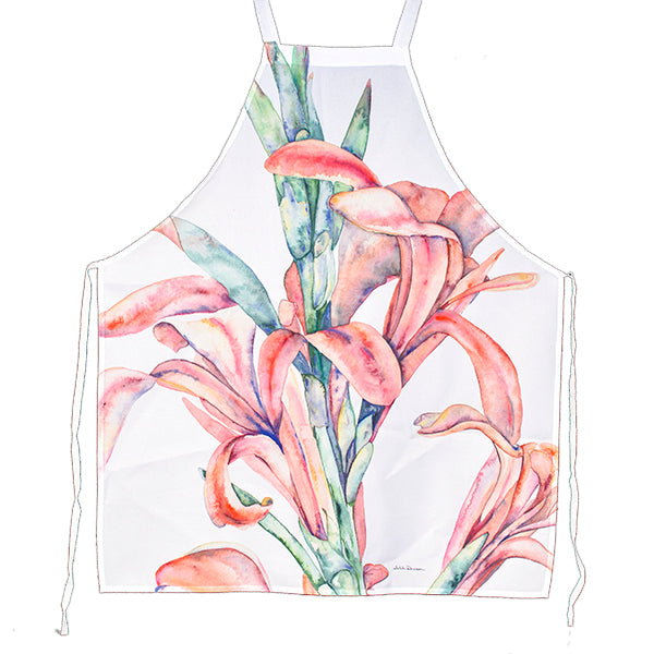 Tilly's Lilies Apron
