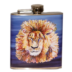 Lionize Me (Lion) Flask