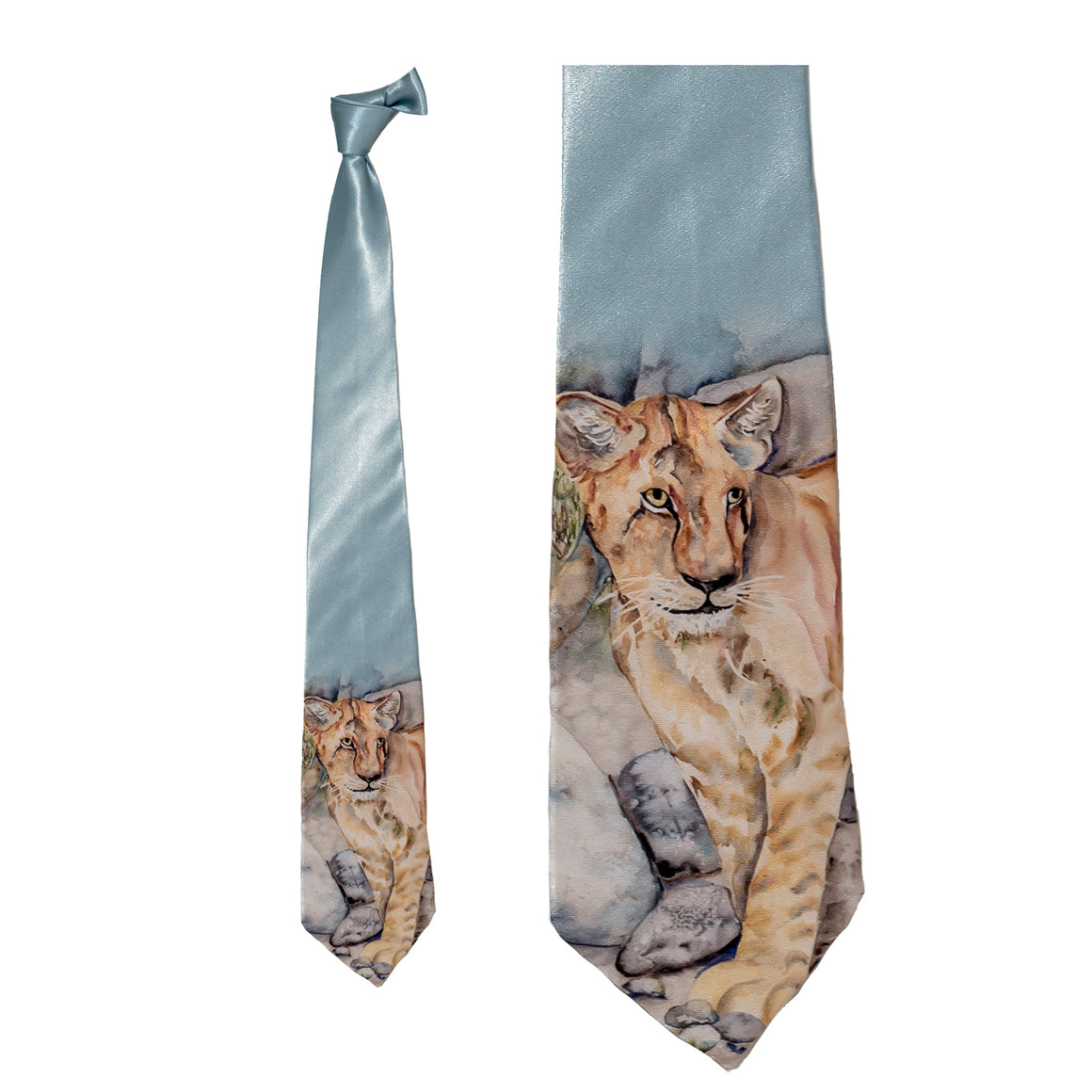 Little Guy (Lion) Necktie