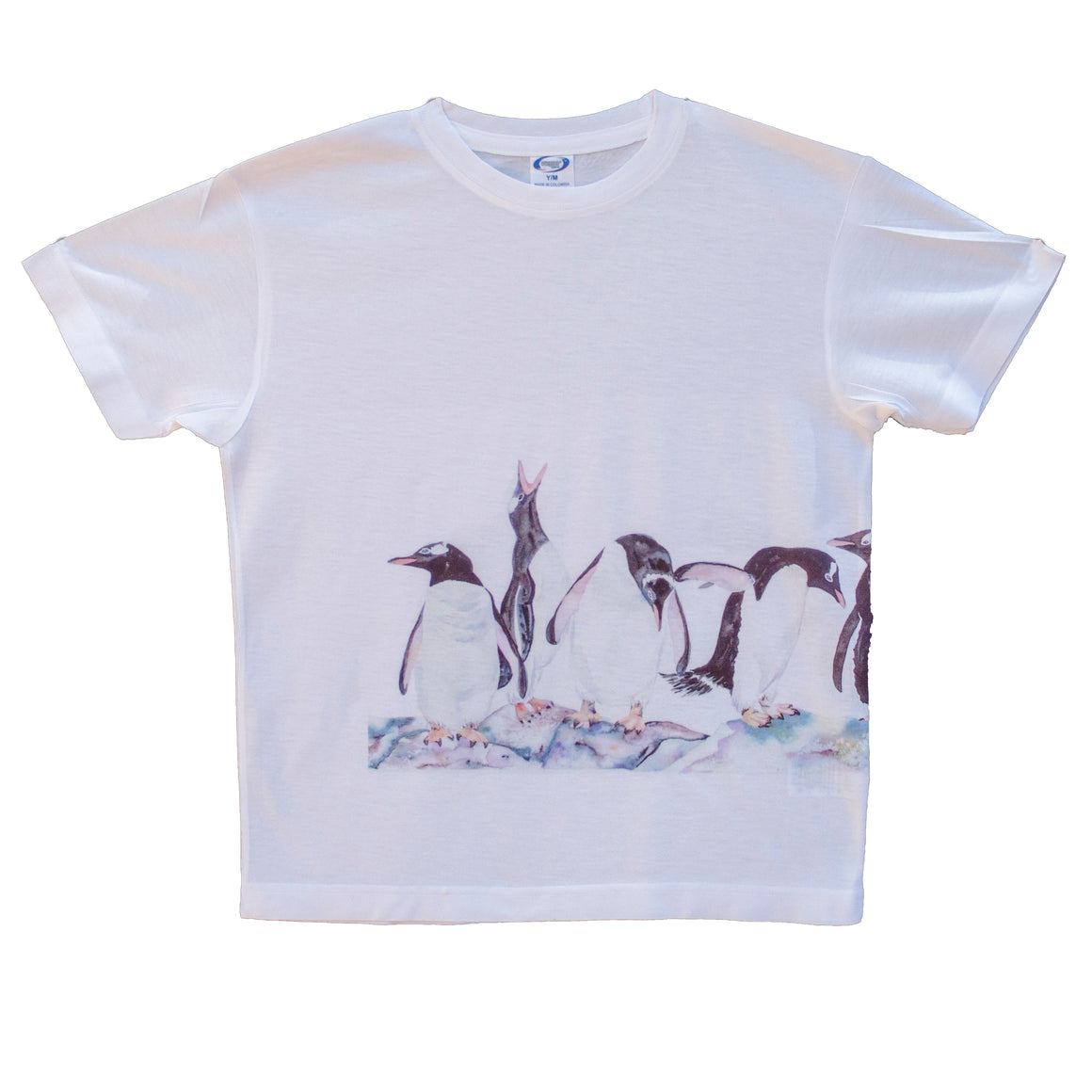 Who's Squawking?(Penguins) Women's Tshirt