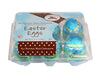 Foil Wrapped Chocolate Hollow Easter Eggs