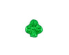 Foil Wrapped Chocolate Shamrock