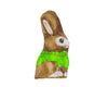 Foil Wrapped Chocolate Hollow Sitting Rabbit