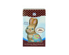 Foil Wrapped Chocolate Spring Bunny in Gift Box