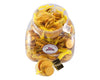 Foil Wrapped Chocolate Gold Coins in Mesh Bag and Tub