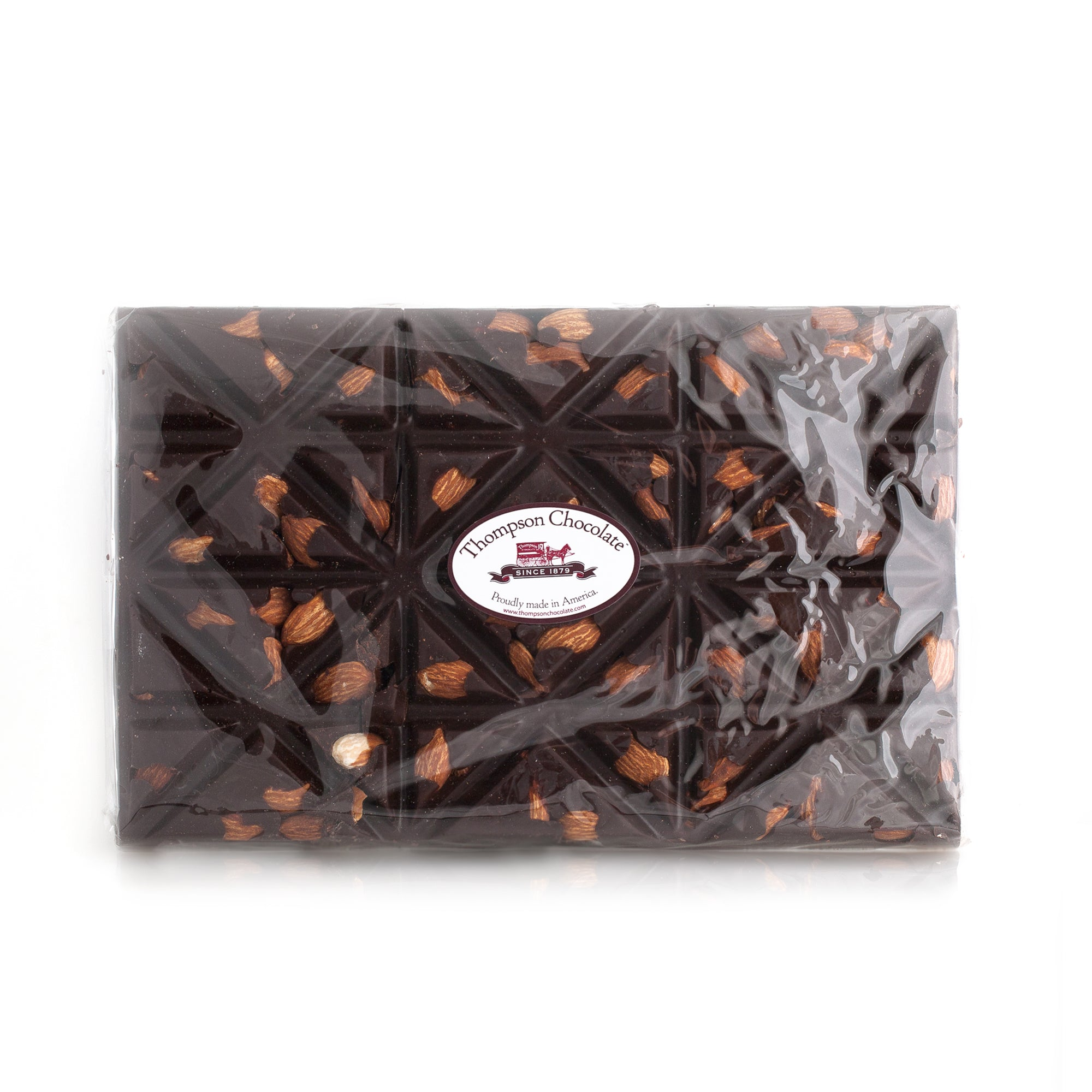 Dark Chocolate Almond Breakup Bar