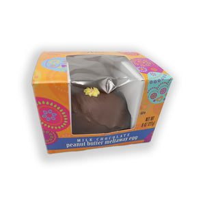 Large Milk Chocolate Peanut Butter Egg