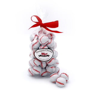 Milk Chocolate Baseballs
