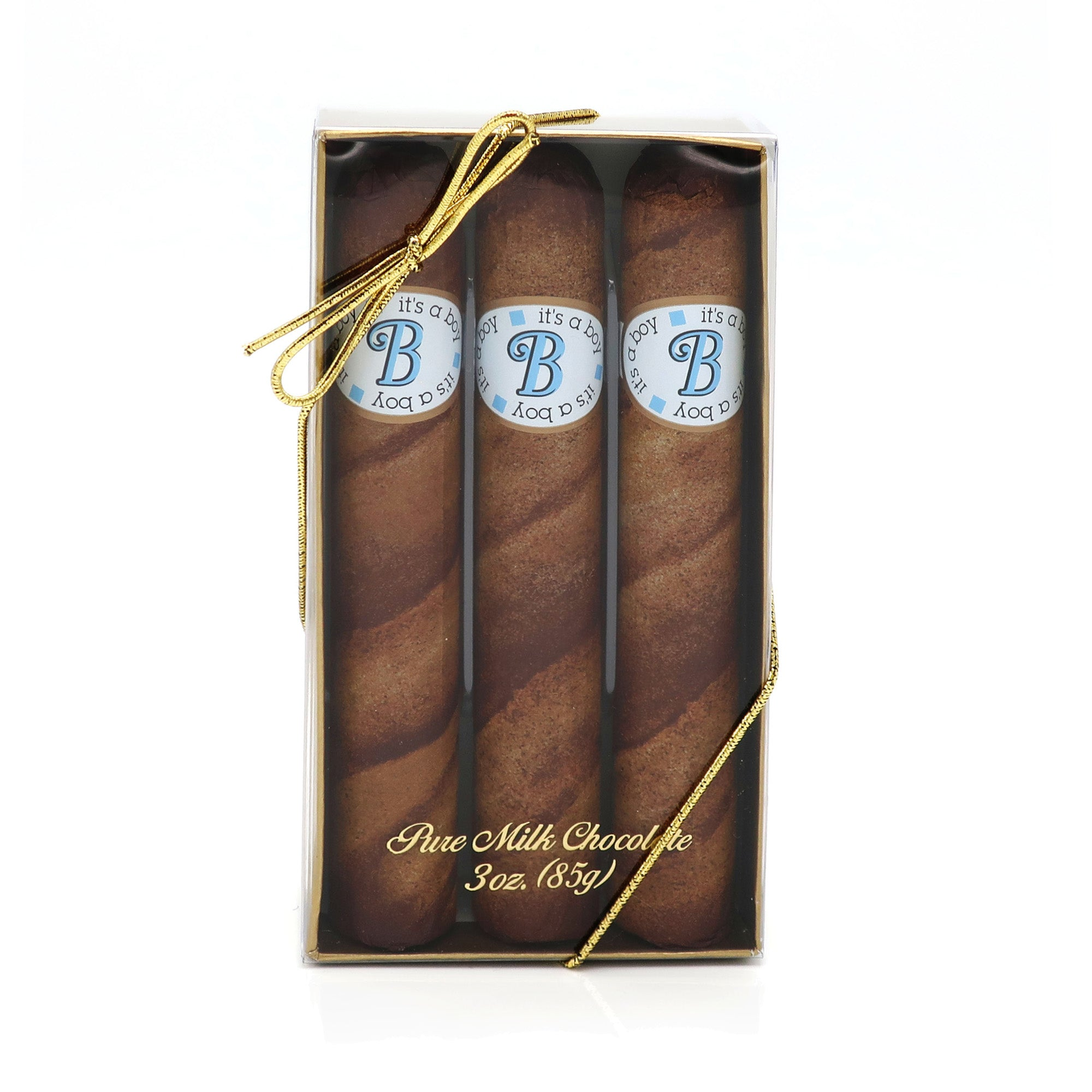 """It's a Boy"" Cigar Gift Box"
