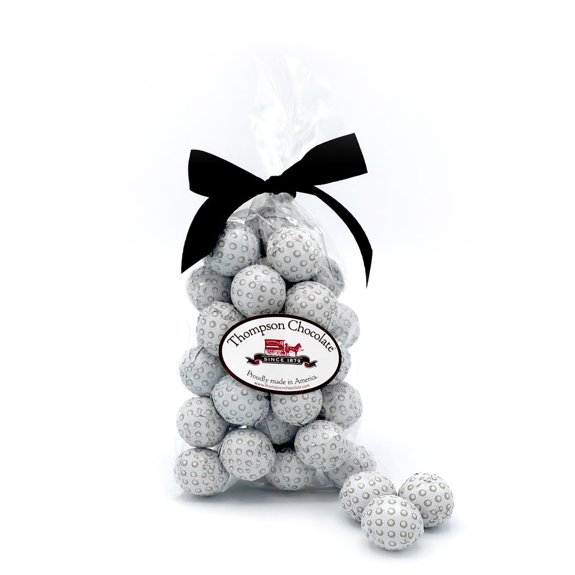 Milk Chocolate Golf Balls