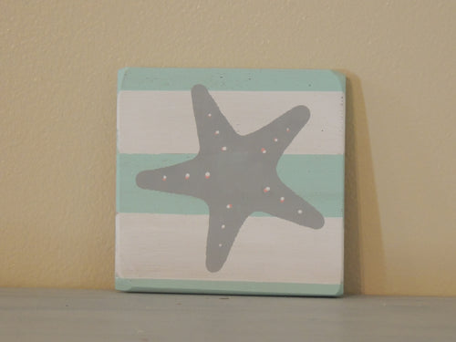 Starfish - Mini Coastal