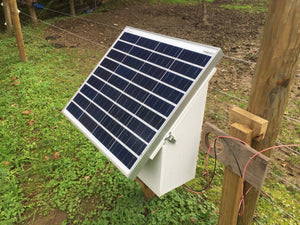 Solar Fencing Made Handy And Safe With Shock Box